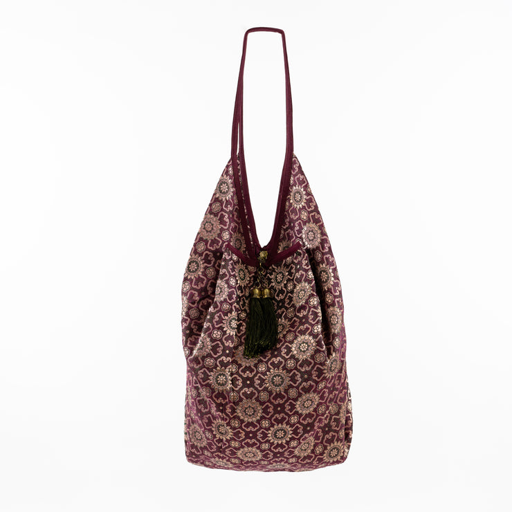 Red Flower | Jhola Bag