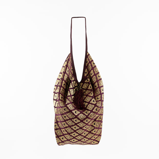 Rust Gold | Jhola Bag
