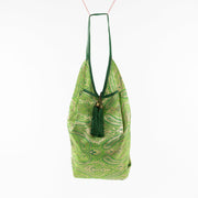 Bright Green | Jhola Bag