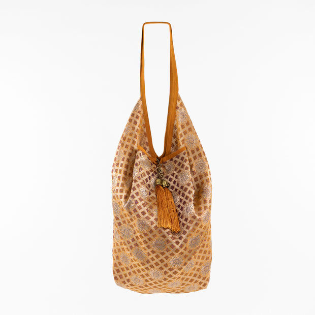 Bright Rust | Jhola Bag