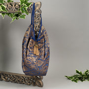 Blue Gold | Jhola Bag