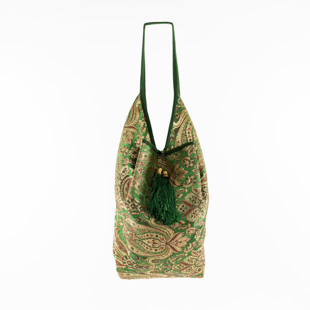 Green Grass | Jhola Bag