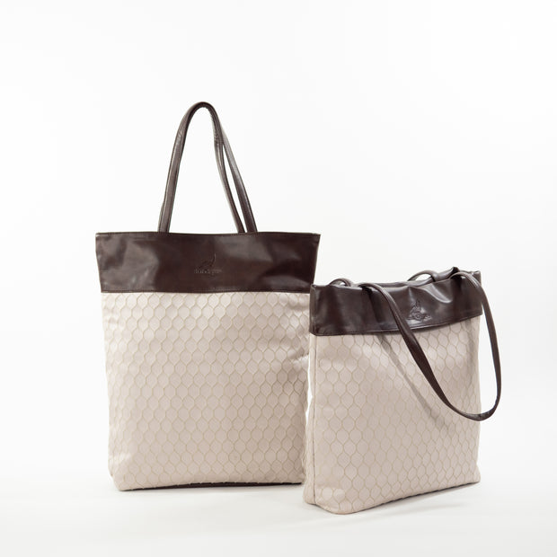Urban Earth Collection: Chocolate Honeycomb | Flip & Fold Bags