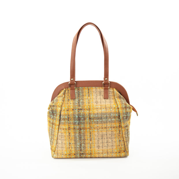Yellow Turq | Scottish Tartan Bags