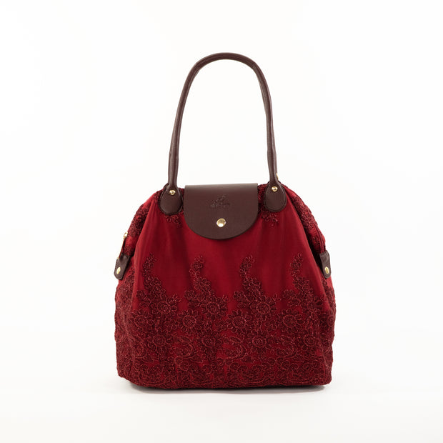 Red Love | Lace Bag