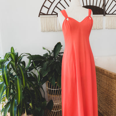 Thoughts of Hue Vintage  Slip Dress
