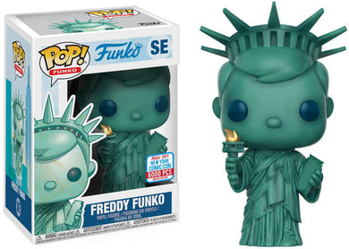 Funko Pop! Freddy Funko (Liberty) #SE