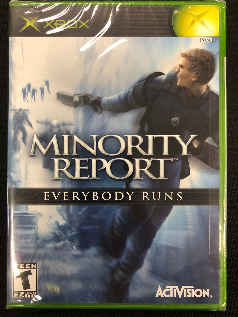 Xbox: Minority Report (Sealed)