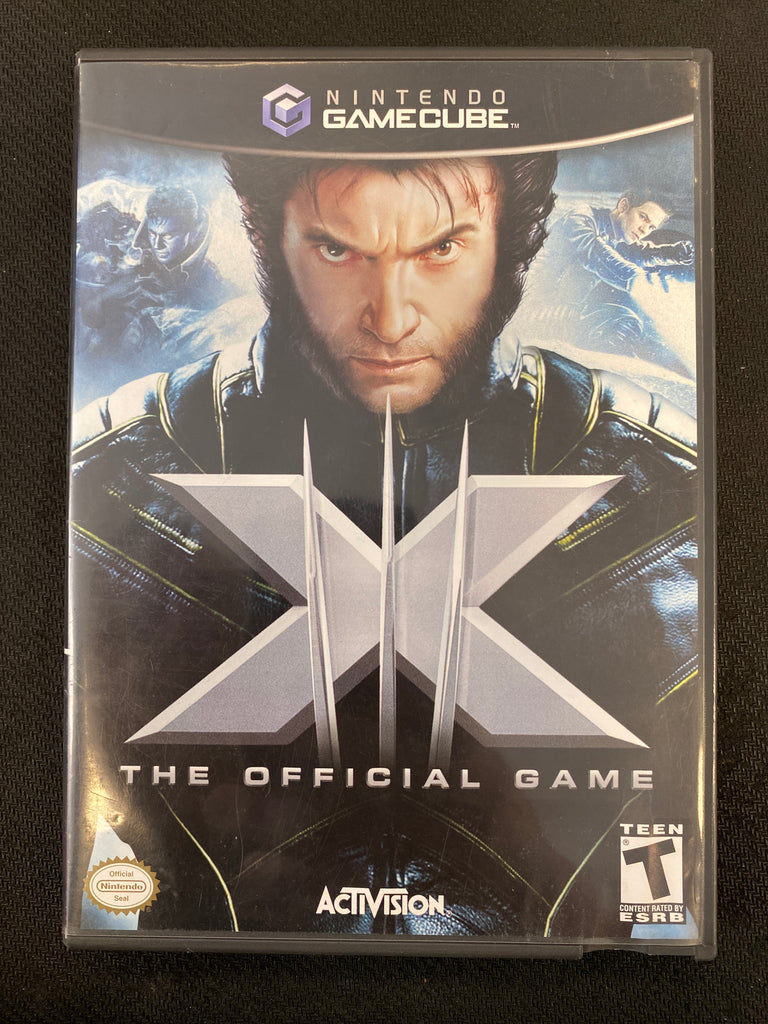 GameCube: X-Men: The Official Game