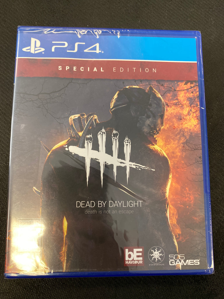 PS4: Dead By Daylight (Special Edition) (Brand New)