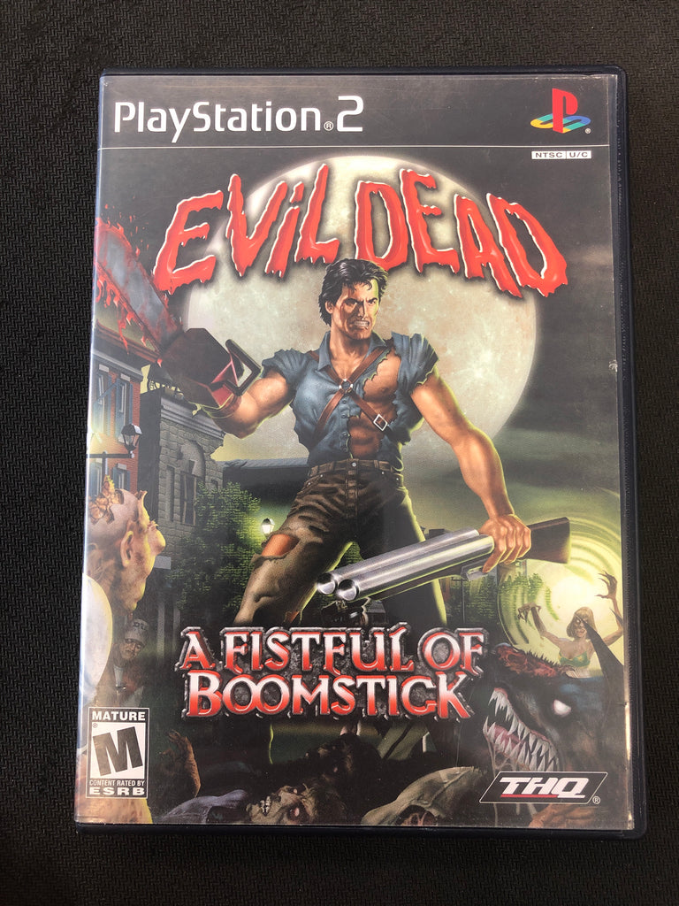 PS2: Evil Dead: A Fistful of Boomstick