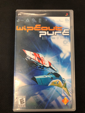 PSP: Wipeout Pure