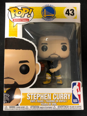 Funko Pop! Stephen Curry #43