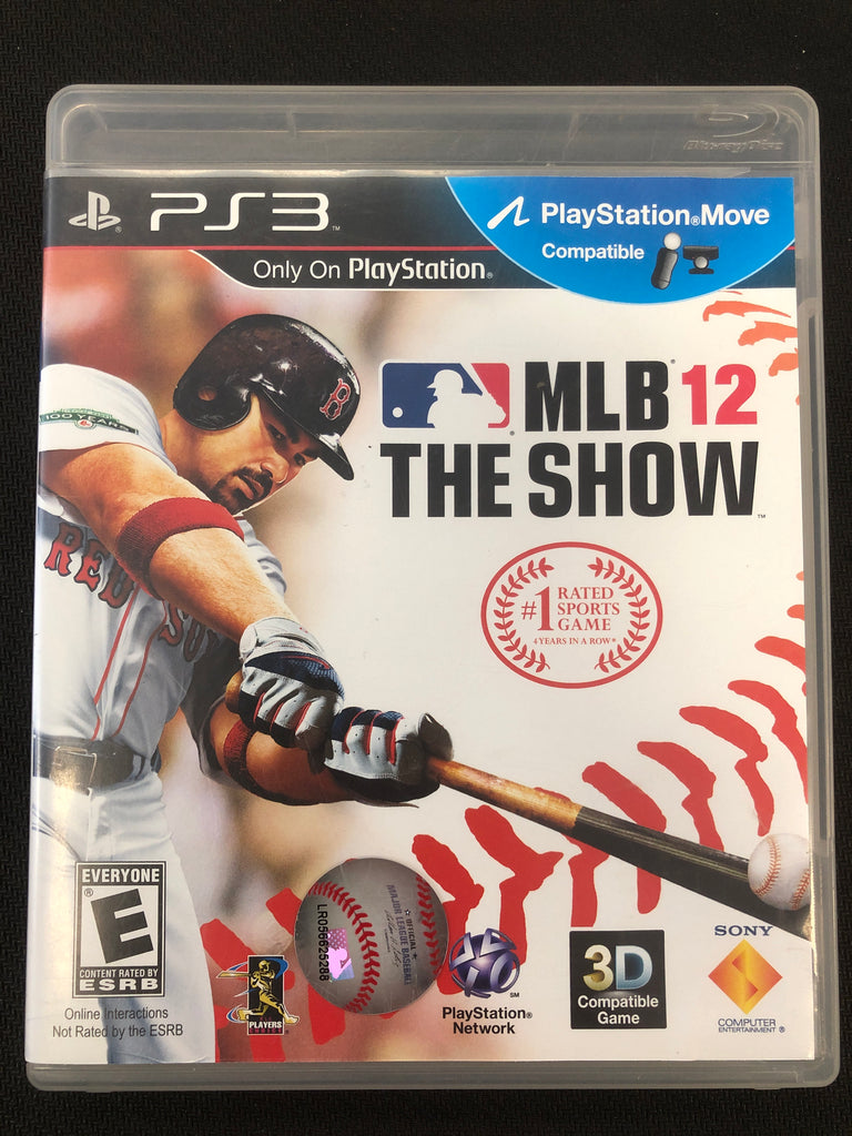 PS3: MLB 12 The Show