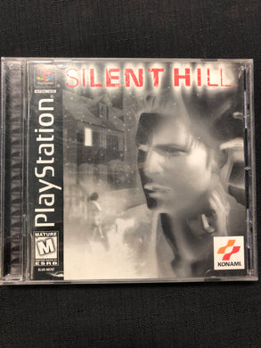 PS1: Silent Hill