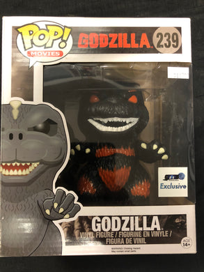 Funko Pop! Godzilla (Burning) #239