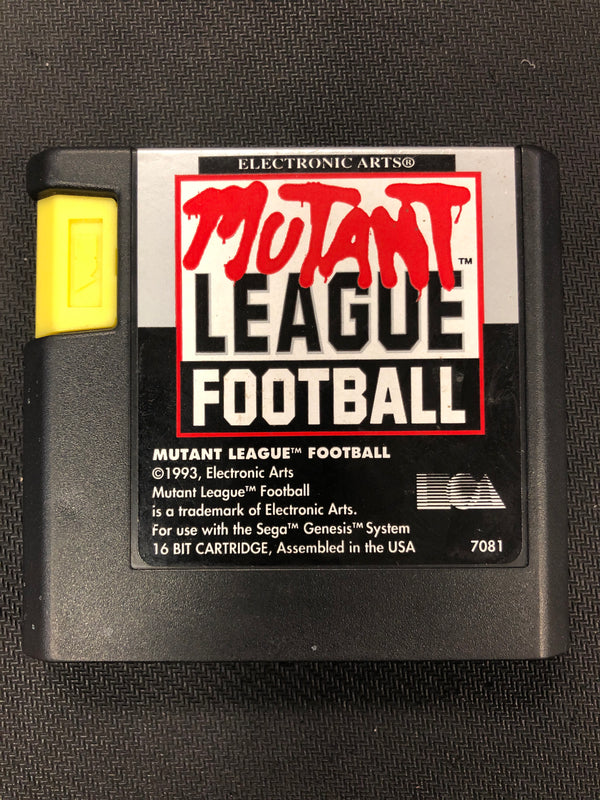 Genesis: Mutant League Football