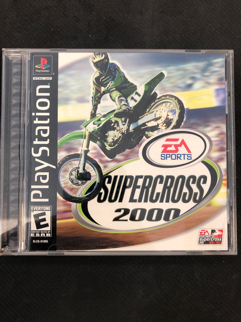 PS1: Supercross 2000