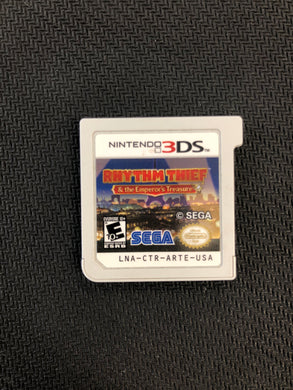 3DS: Rhythm Thief & the Emperor's Treasure (Cartridge Only)