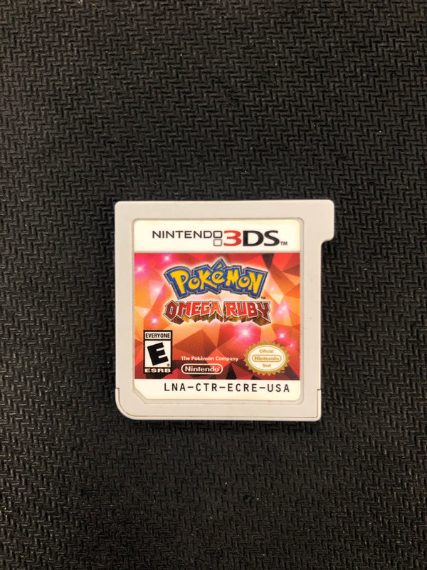 3DS: Pokemon Omega Ruby (Cartridge Only)