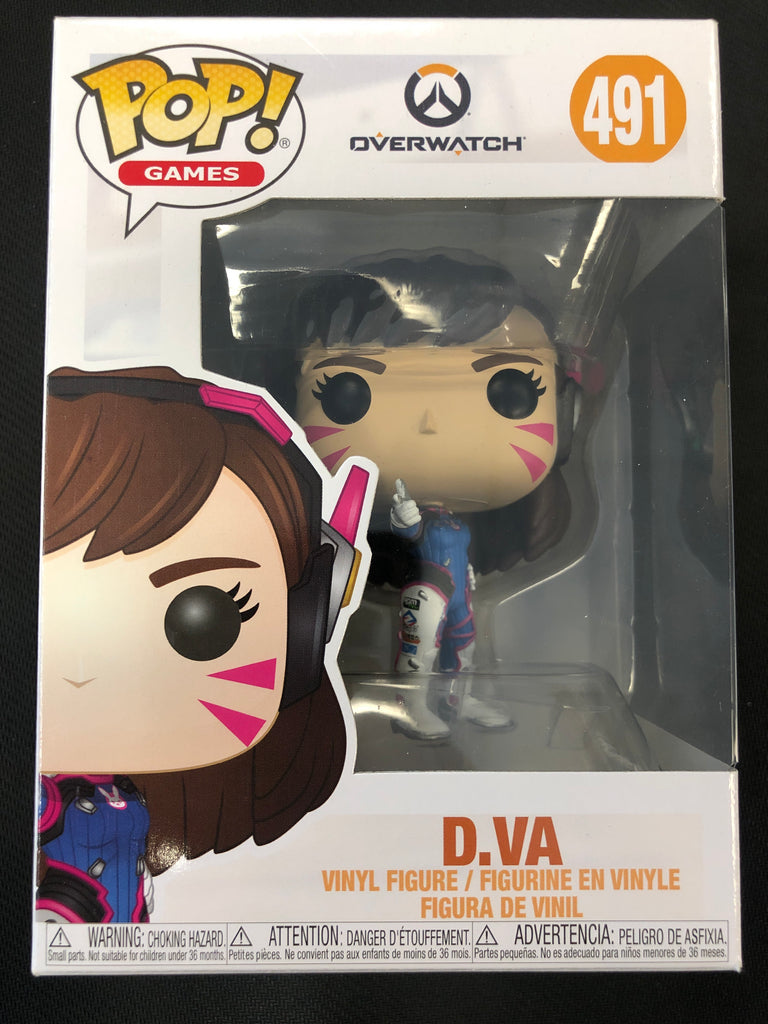 Funko Pop! Overwatch: D.VA #491