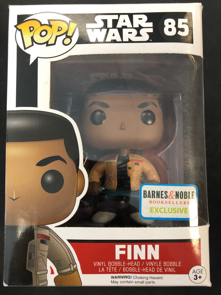 Funko Pop! Force Awakens: Finn (Barnes & Noble)  #85