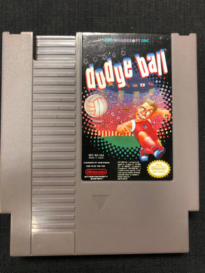 NES: Super Dodge Ball