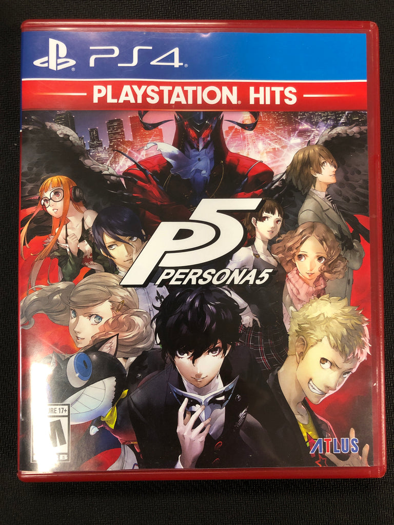PS4: Persona 5 (Greatest Hits)