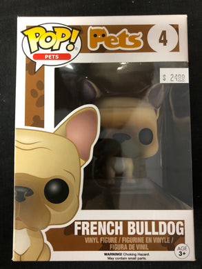 Funko Pop! French Bulldog #4