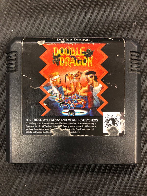 Genesis: Double Dragon (Accolade)