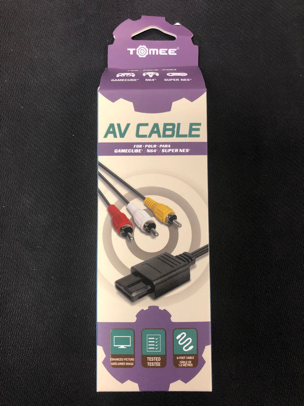 SNES/N64/GameCube AV Cable