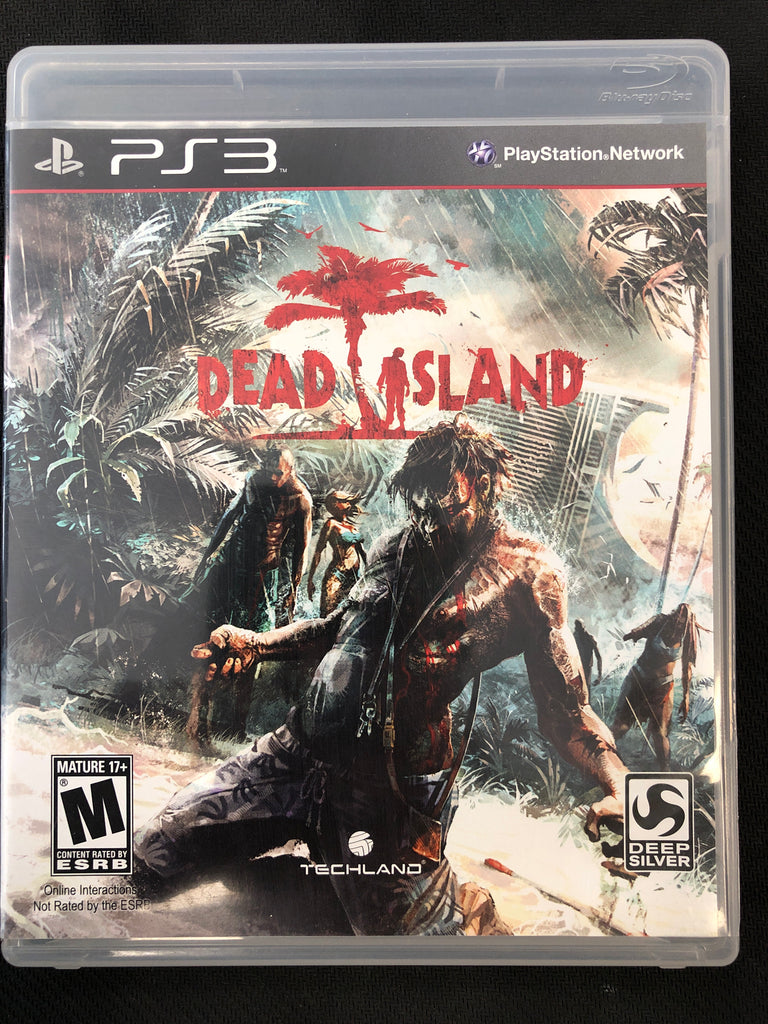 PS3: Dead Island (Missing Manual)