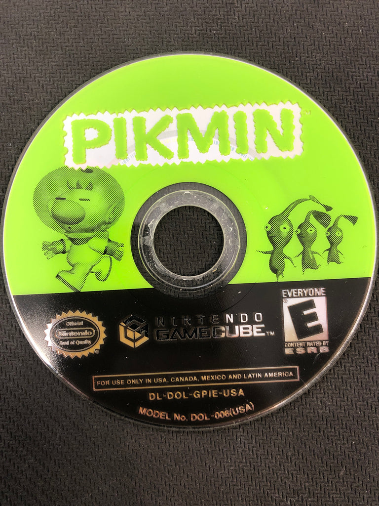 GameCube: Pikmin (Disc Only)