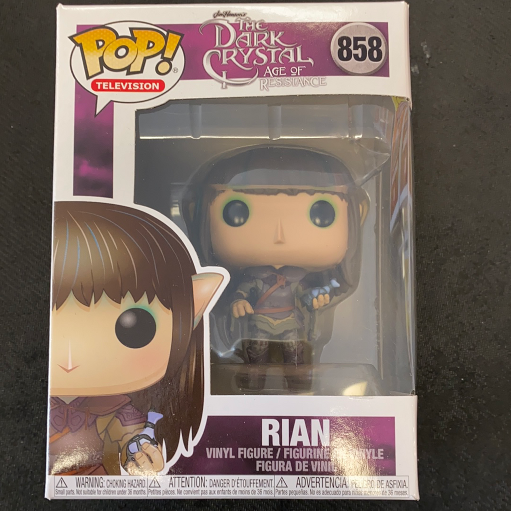 Funko Pop! Dark Crystal: Rian  #858
