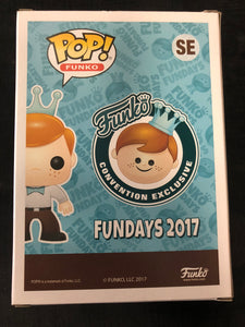Funko Pop! Freddy Funko (Superman) #SE