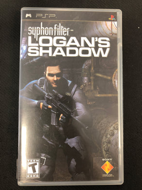 PSP: Syphon Filter: Logan's Shadow