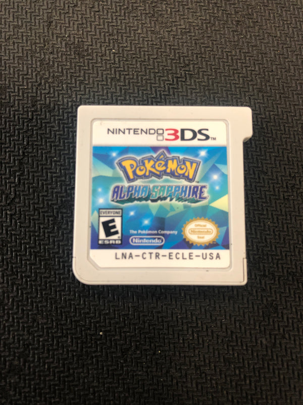 3DS: Pokémon Alpha Sapphire (Cartridge Only)