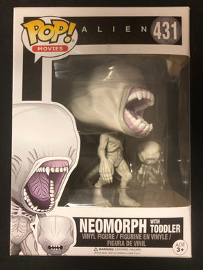 Funko Pop! Alien: Neomorph with Toddler #431