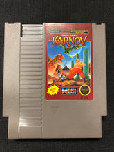 Load image into Gallery viewer, NES: Karnov