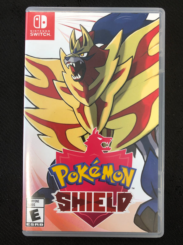 Switch: Pokemon Shield