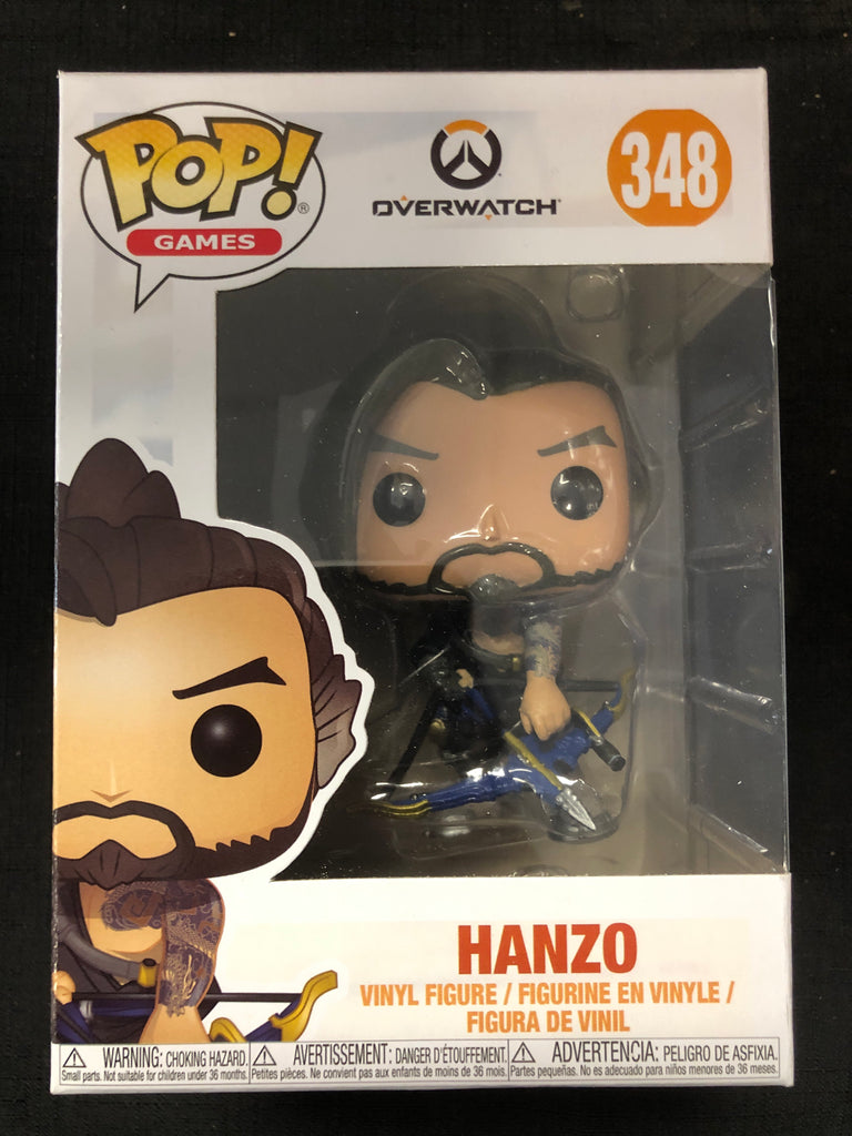 Funko Pop! Overwatch: Hanzo #348