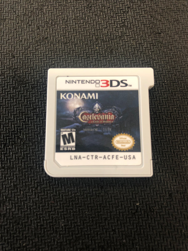 3DS: Castlevania: Mirror Of Fate (Cartridge Only)