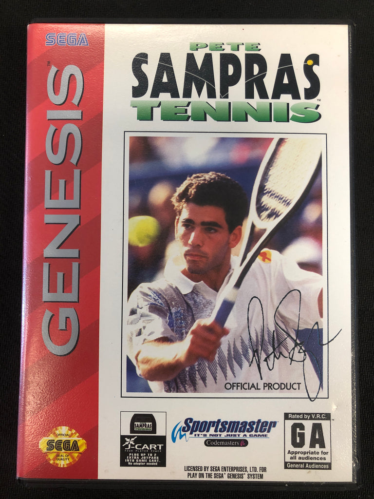 Genesis: Pete Sampras Tennis