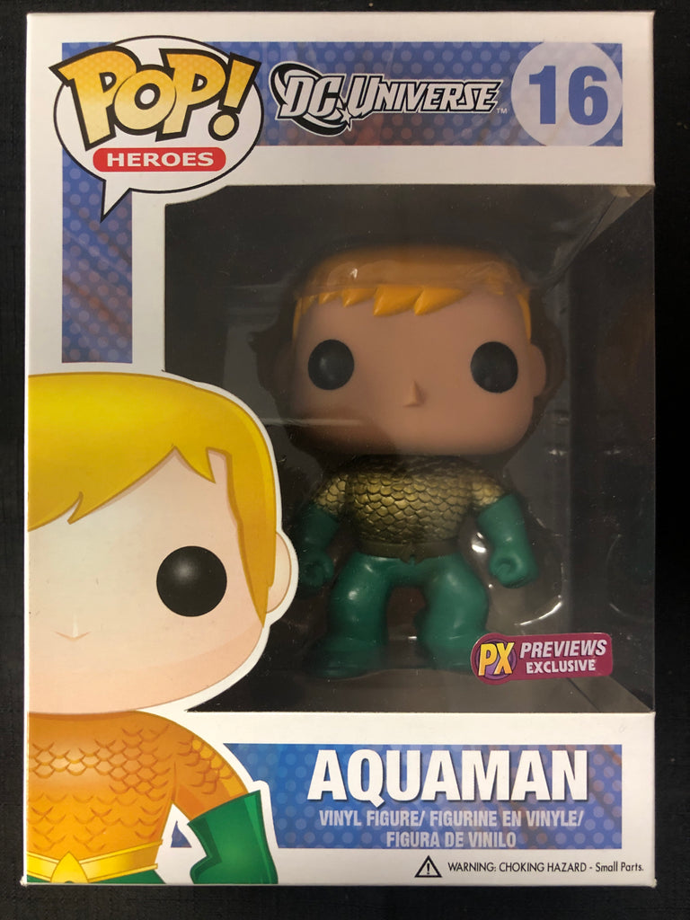 Funko Pop! Aquaman (New 52) #16