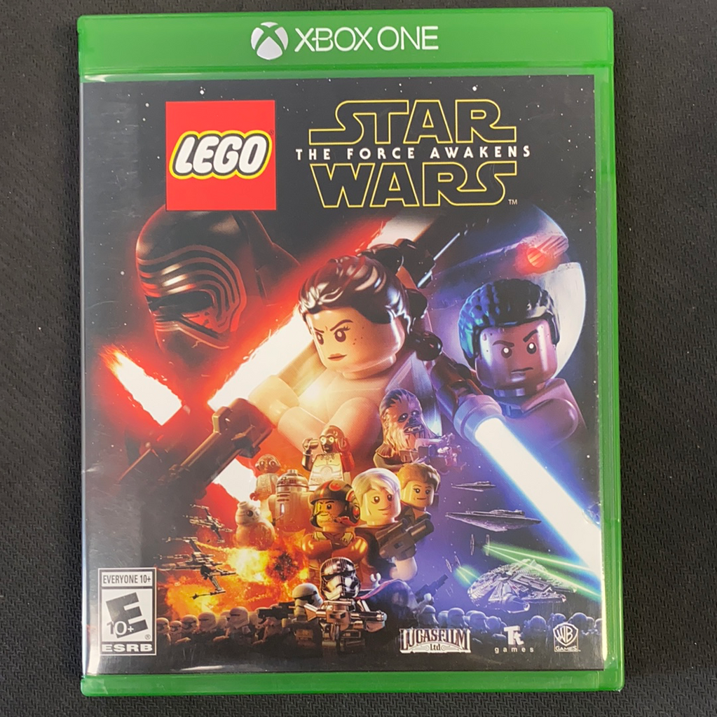 Xbox One: LEGO: Star Wars: The Force Awakens
