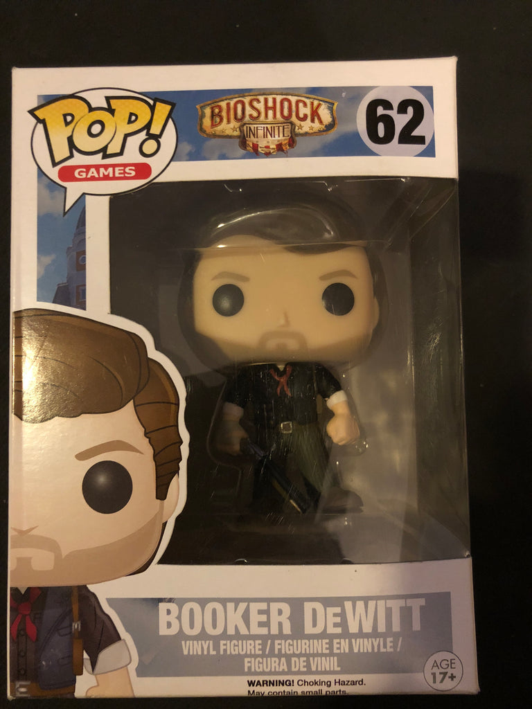 Funko Pop! Booker DeWitt #62