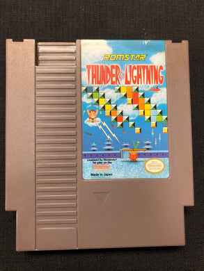 NES: Thunder & Lightning