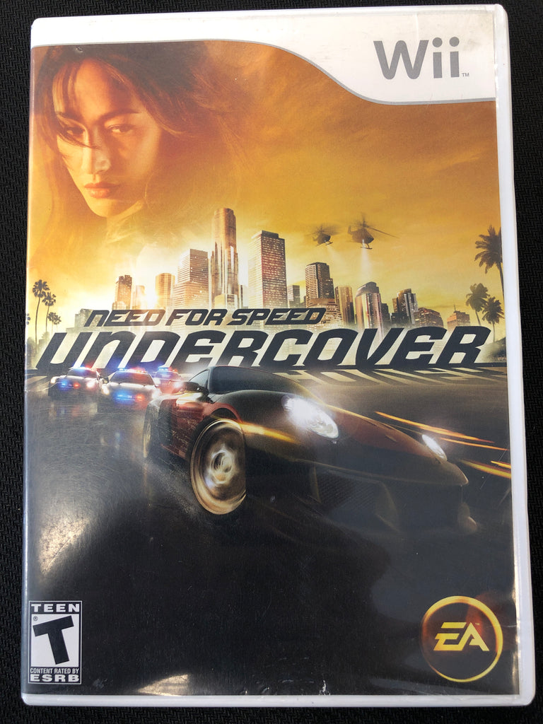 Wii: Need for Speed: Undercover
