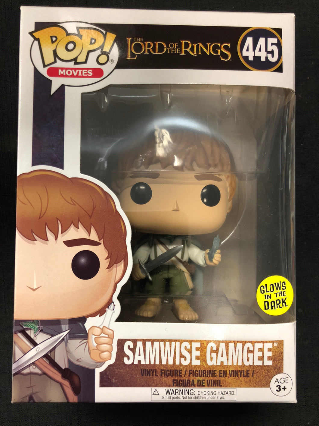 Funko Pop! Lord of the Rings: Samwise Gamgee #445