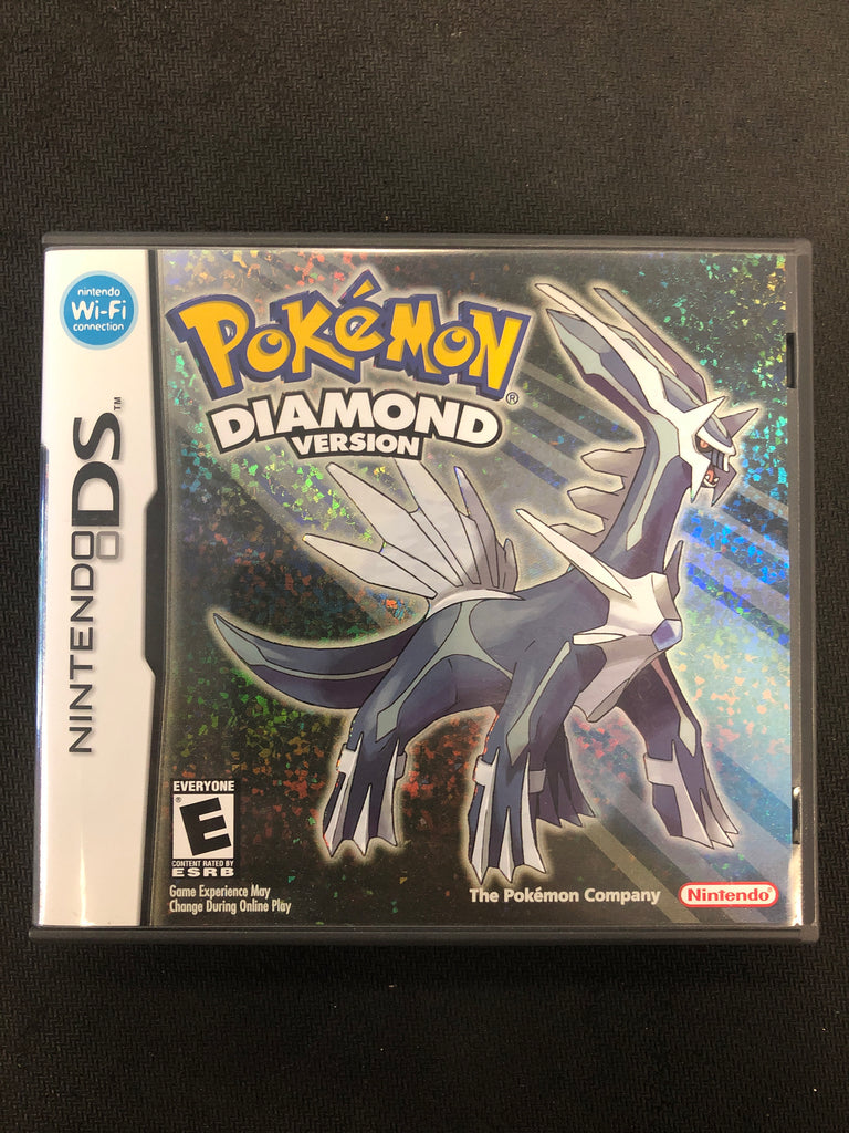 DS: Pokemon Diamond